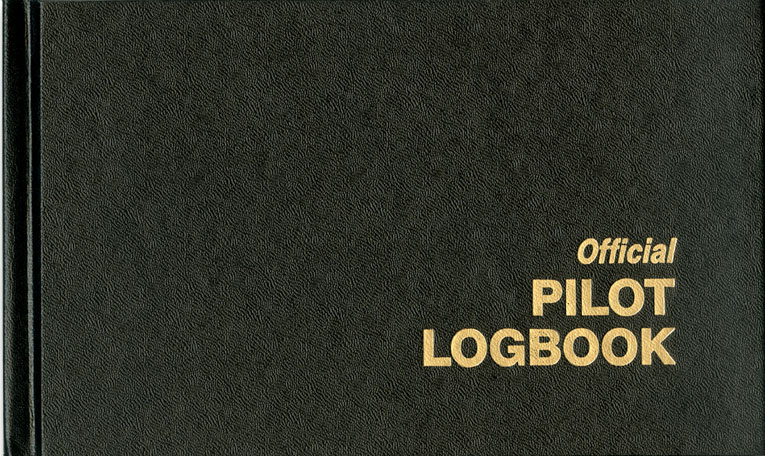Official Pilot Logbook