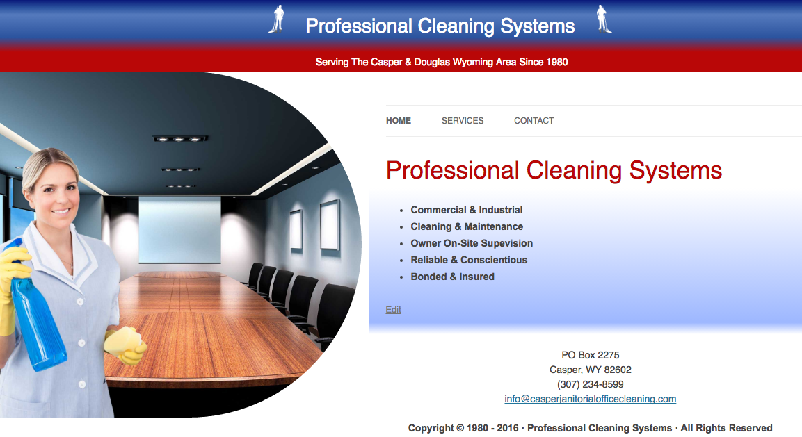 Casper Professional Cleaning Systems