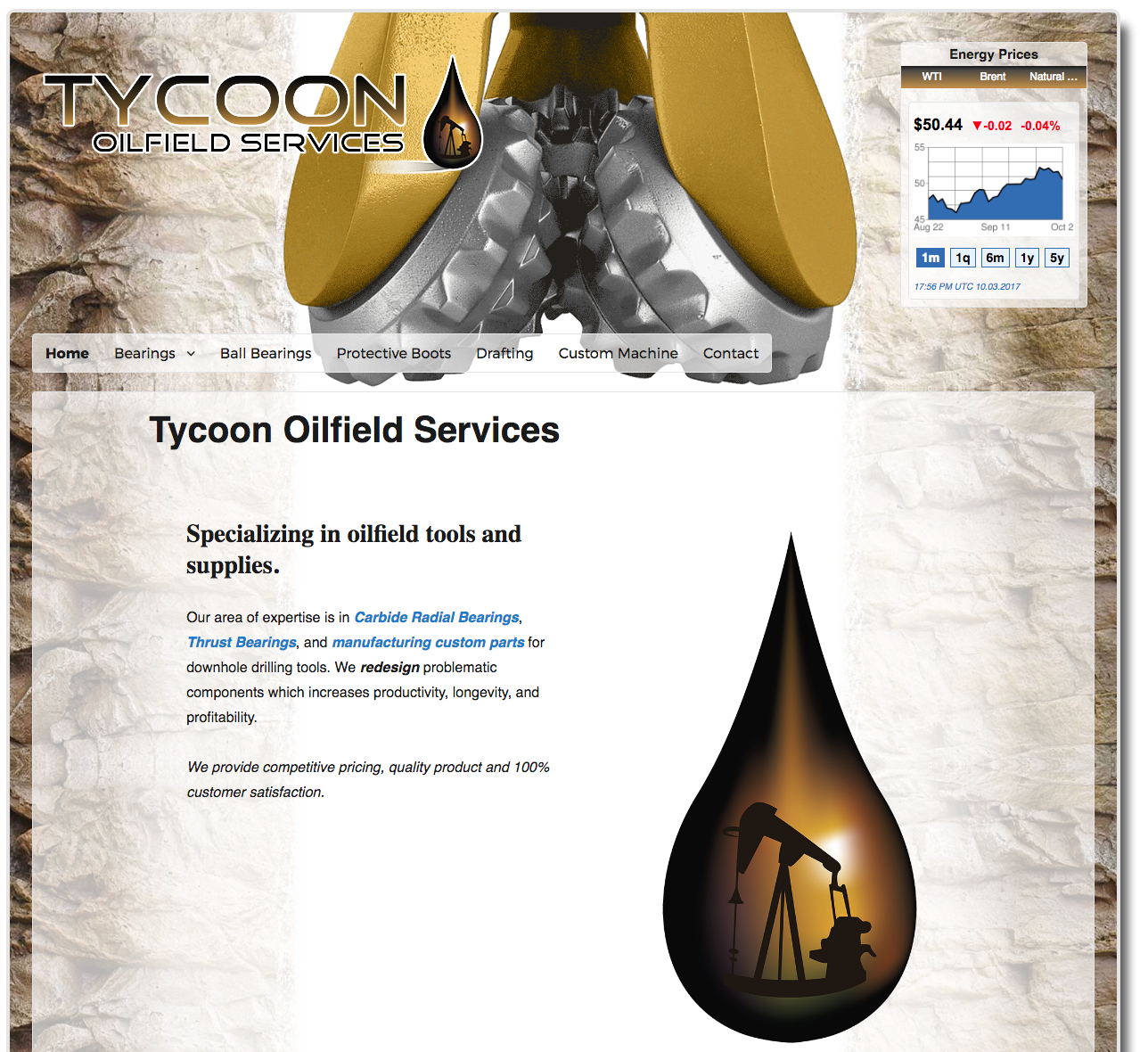 Tycoon Oilfield Services